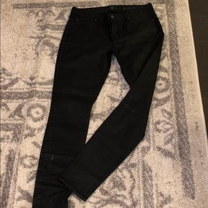 """7 for all mankind Skinny """"leather"""" coated 5pkt"""
